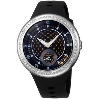 Appetime Remix Watch with Black Band