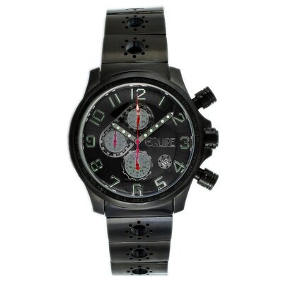 Equipe Hemi Men's Watch with Black Band and Case