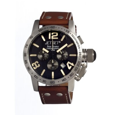 San Remo Men's Watch