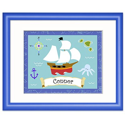 Pirates Personalized Print