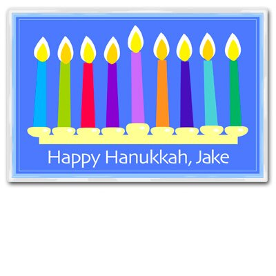 Olive Kids Hanukkah Personalized Placemat