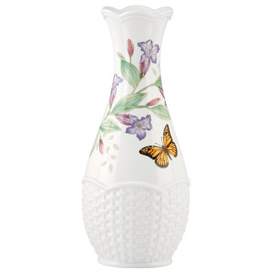 Butterfly Meadow Basket Bud Vase