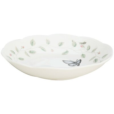 Lenox Butterfly Meadow 7 Piece Pasta / Salad Set