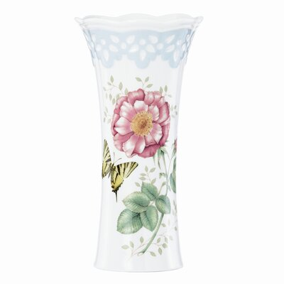 Butterfly Meadow Colors Vase