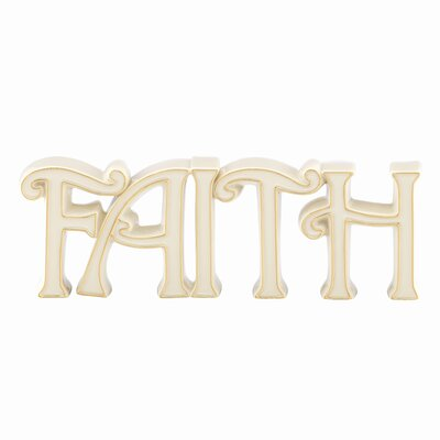 Lenox Expressions Faith Sculpture
