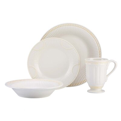 Lenox Butler's Pantry Buffet Ace 4 Piece Place Setting