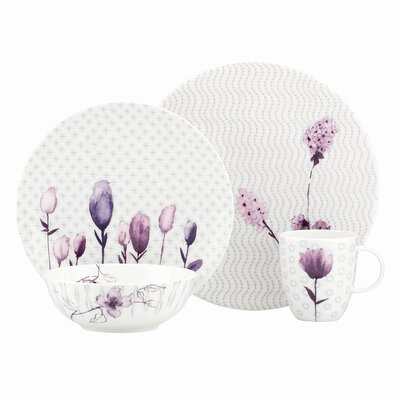 Lenox Watercolor Amethyst Dinnerware Collection
