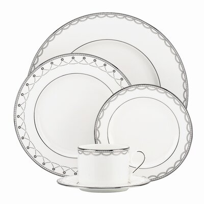 Lenox Iced Pirouette Dinnerware Collection