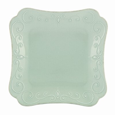 Lenox French Perle Square Dinner Plate