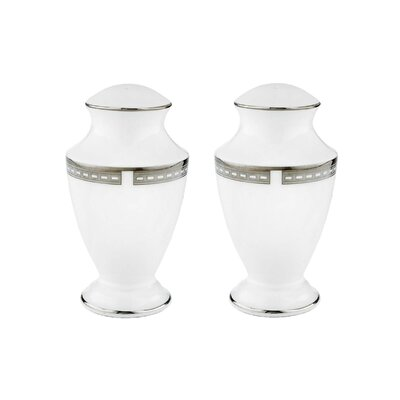 Lenox Murray Hill Salt and Pepper Shaker Set