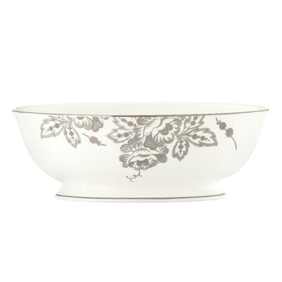 "Lenox Floral Waltz Vegetable 9.5"" Serving Bowl"
