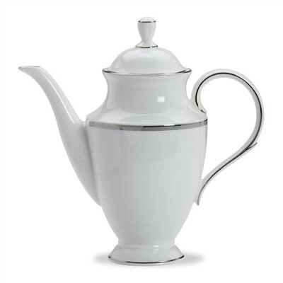 Columbus Circle Coffeepot with Lid