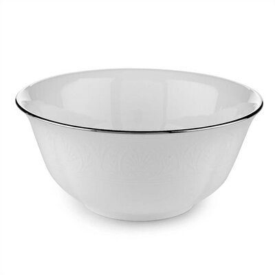 Lenox Hannah Platinum Fruit Bowl
