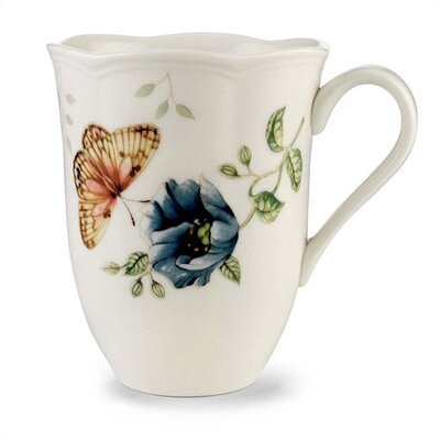 Lenox Butterfly Meadow Fritillary 12 oz. Mug