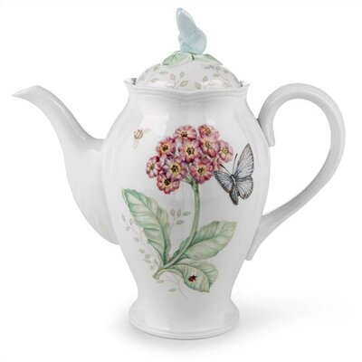 Butterfly Meadow Coffeepot with Lid