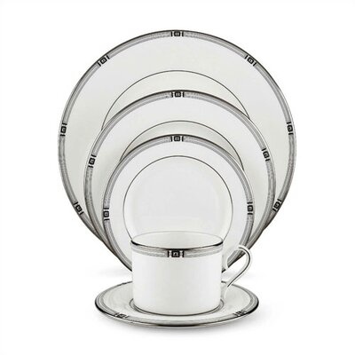 Westerly Platinum Dinnerware Set