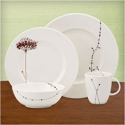 Flourish Dinnerware Set
