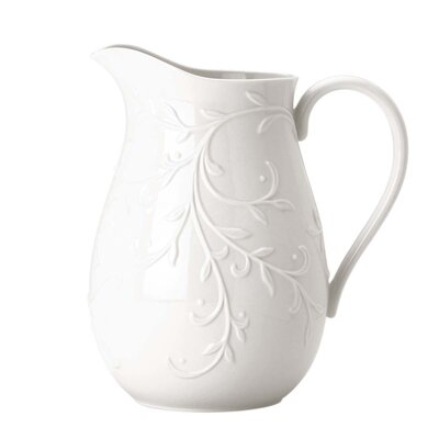 Opal Innocence Carved Pitcher