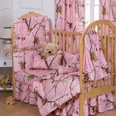 Realtree Bedding Camo Crib Bedding Collection