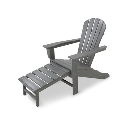POLYWOOD® South Beach Ultimate Adirondack Chair
