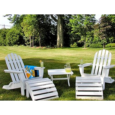 POLYWOOD® Adirondack Seating Group