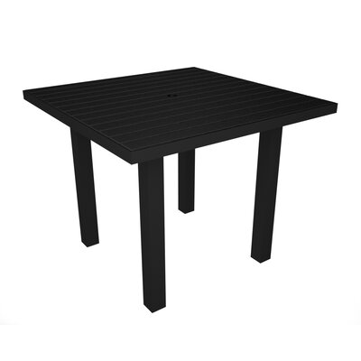 POLYWOOD® Euro Square Dining Table