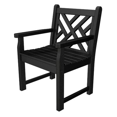 POLYWOOD® Chippendale Garden Arm Chair