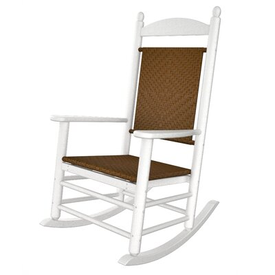 POLYWOOD® Kennedy Presidential Rocking Chair