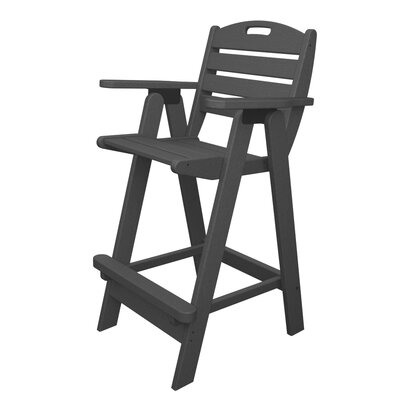 POLYWOOD® Nautical Bar Chair