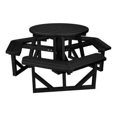 POLYWOOD® Park Picnic Table