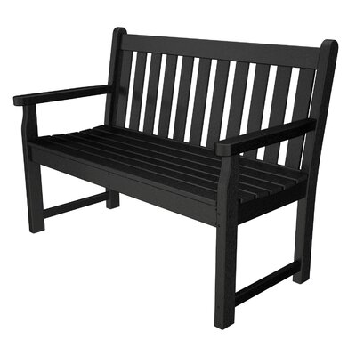 POLYWOOD® Traditional Garden Bench