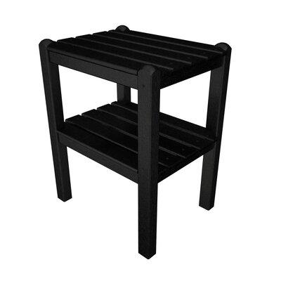 POLYWOOD® 12-Shelf Side Table