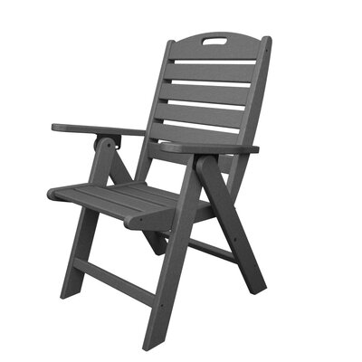 POLYWOOD® Nautical Beach Chair