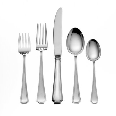 Gorham Gorham Fairfax 46 Piece Flatware Set