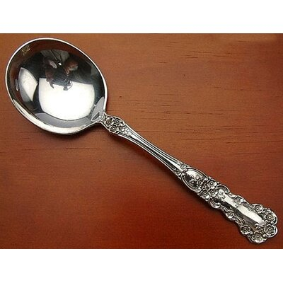 Gorham Buttercup Soup Spoon