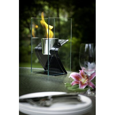 Decorpro Zed Bio Ethanol Fireplace