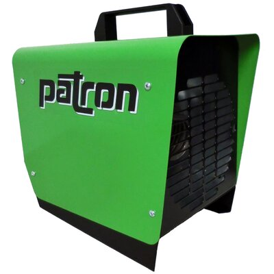 Patron E-Series 1,500 Watt Fan Forced Compact Electric Space Heater