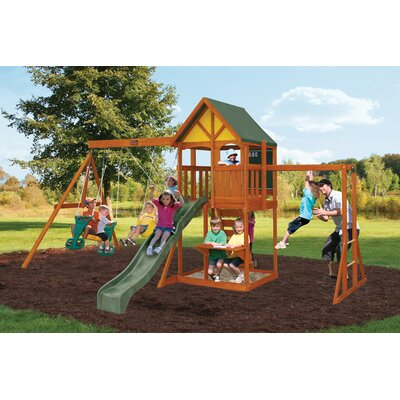 Big Backyard Westchester Swing Set