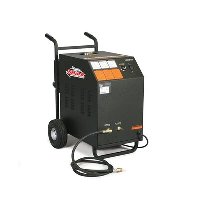 Shark Pressure Washers 5 GPM 120V Hot Water Generator Pressure Washer