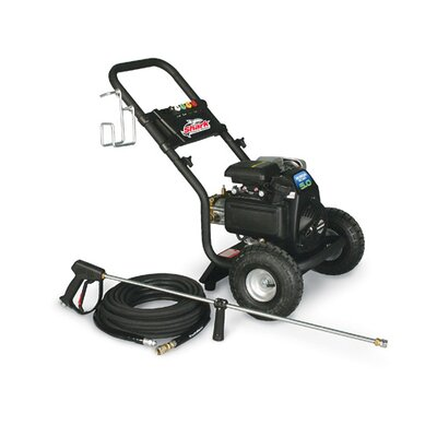 Shark Pressure Washers Hammerhead Series 2.3 GPM Honda GC160 Cold Water Pressure Washer