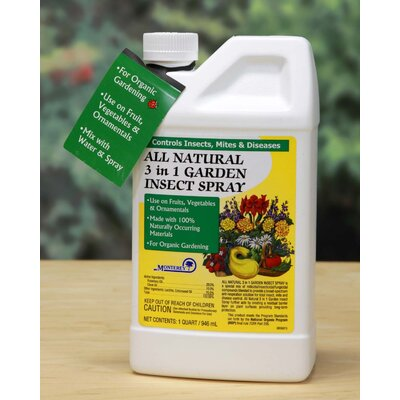 Monterey All Natural 3 in 1 Garden Insect Can