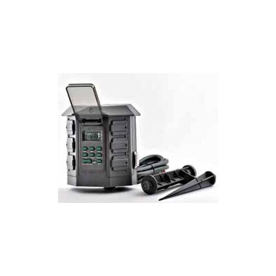 NSI Industries 7 Days Digital Power Station in Gray