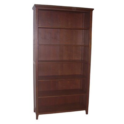 DonnieAnn Company Fraser Large Bookcase in Mahogany