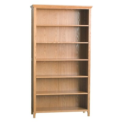 Fraser Large Bookcase in Golden Oak