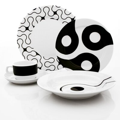 notNeutral Links Dinnerware Set