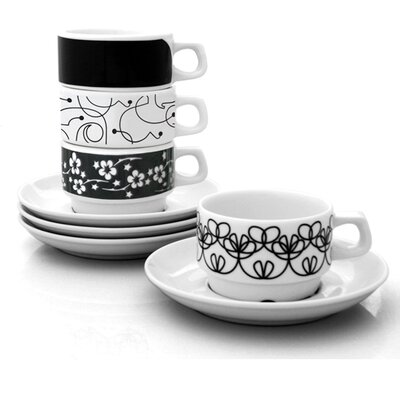 In-The-Mix 20 Piece Dinnerware Set