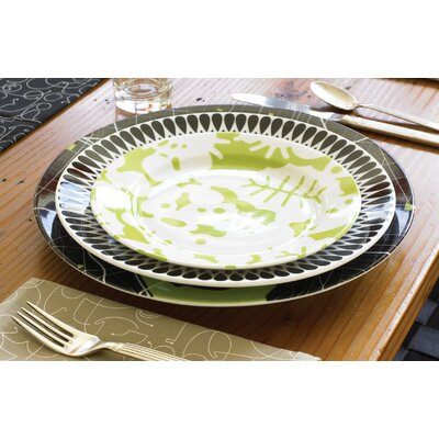 notNeutral Season Salad Plate Set