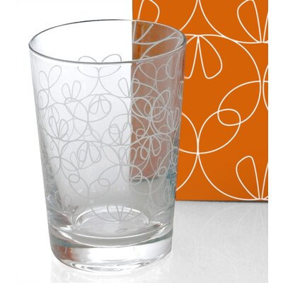 notNeutral Ribbon Double Old Fashioned Glassware Set