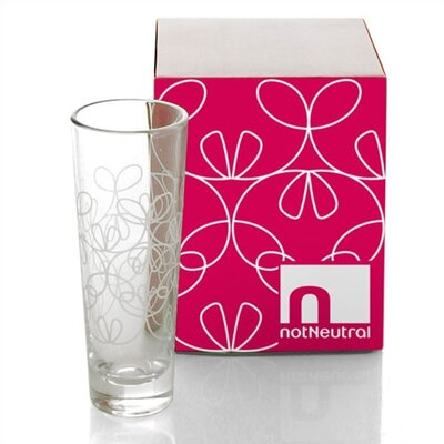 notNeutral Ribbon Cordial Glass