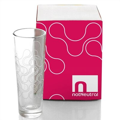 notNeutral Links Cordial Glass